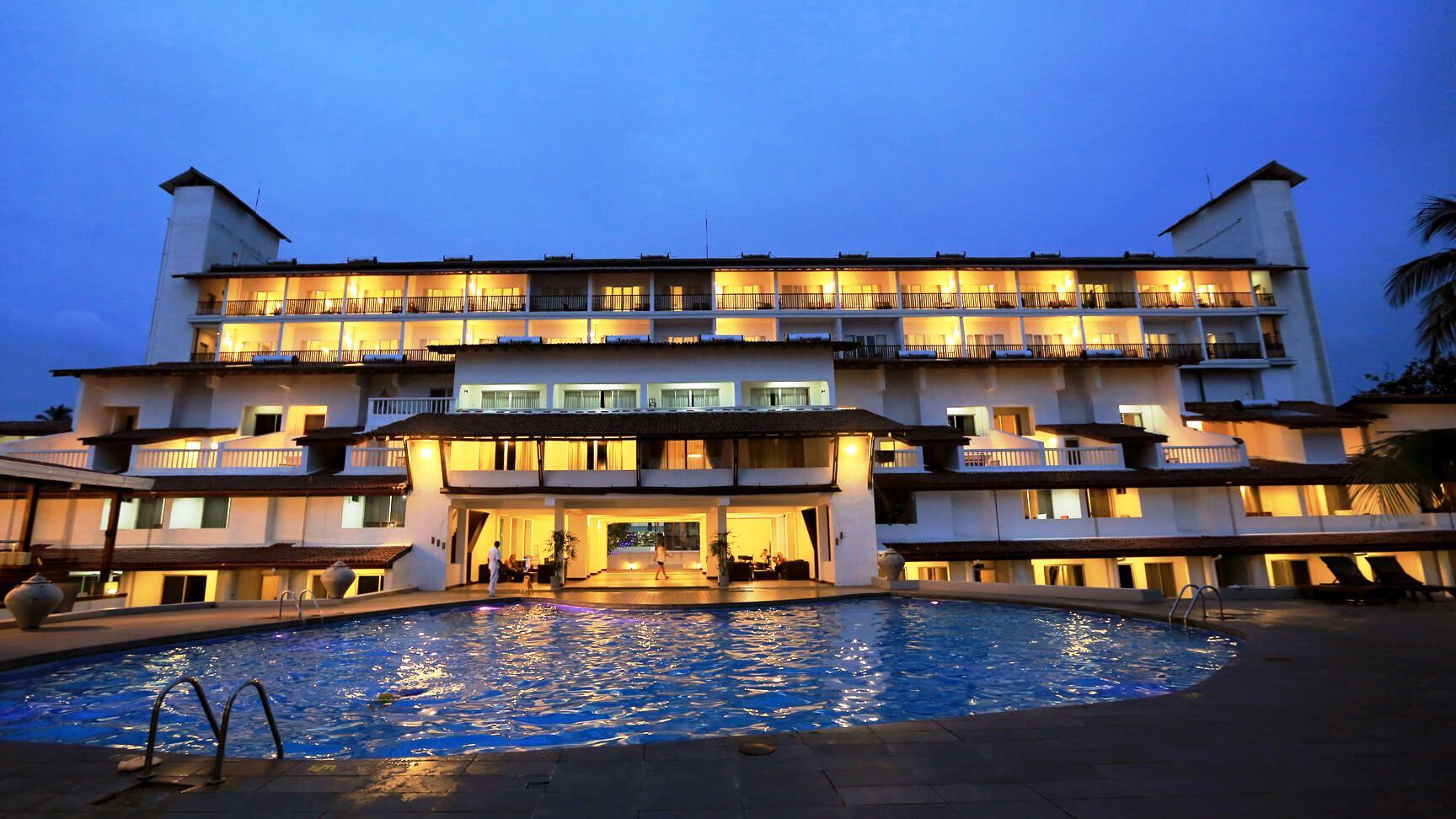 CITRUS HOTEL AT HIKKADUWA, SRI LANKA