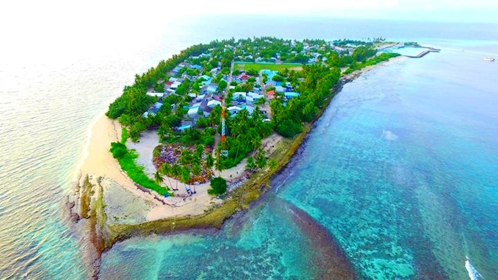 DESIGN & BUILT COMPLETED SEWER DISPOSAL SYSTEM FOR L. MAAMENDHOO ISLAND – MALDIVES