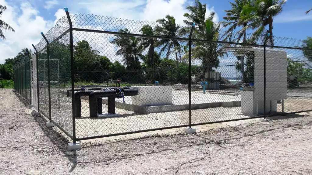 DESIGN & BUILT DRINKING WATER SYSTEM AND RELATED STRUCTURES FOR TH. THIMARAFUSHI ISLAND – MALDIVE